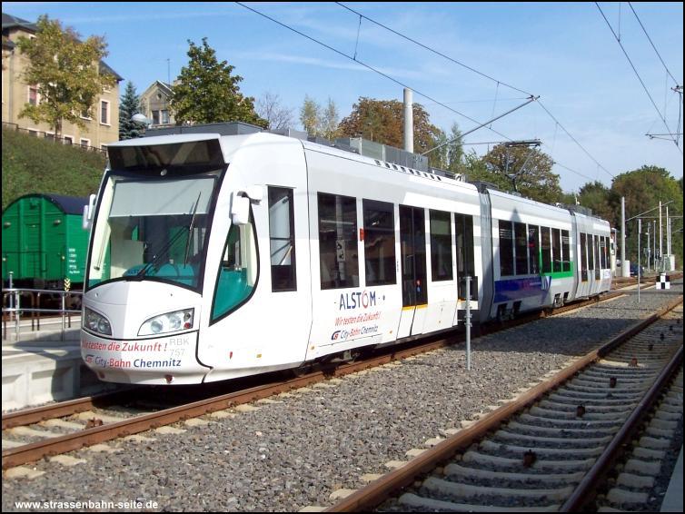 City Bahn Chemnitz